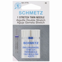 Stretch twin needle 4,0/75