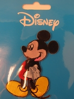 Mickey mouse lopen