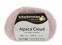 Alpaca cloud muave