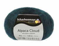 Alpaca cloud peacock