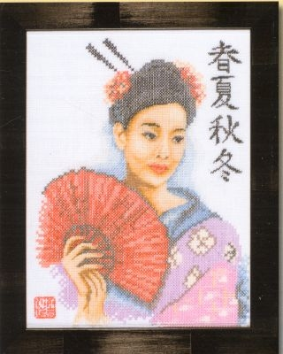 Chinese woman - small