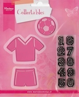 Collectables Voetball Tenue