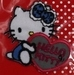 Hello Kitty hartje